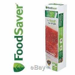 11 Food Saver Roll Vacuum Sealer Storage Bag Seal Brand New