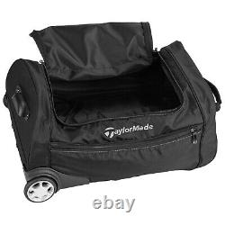 2021 TaylorMade Performance Series Rolling Carry On Bag Golf Travel Wheeled Case