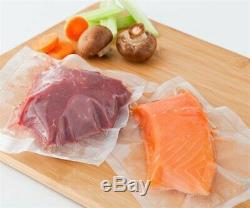 20 Rolls 11X50' Embossed Vacuum Sealer Bag For Food Saver Commercial Grade 4mil