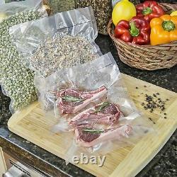 20 Rolls 8x50' Food Magic Seal 4Mil Vacuum Sealer Storage Bags Great Food Saver