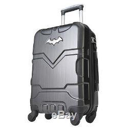 28 Batman Luxury Deluxe Black Suitcase Luggage baggage Travel Bag Trolley