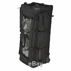 5.11 Tactical CAMS 2.0 Large Deployment Luggage Rolling Bag Black 50159-019