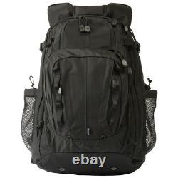 5.11 Tactical Covrt18 Backpack 25L Bag Black 56961 TacTec System Roll-Down