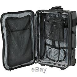 5.11 Tactical DC FLT Line Rolling Carry On Travel Bag Double Tap 56169-026
