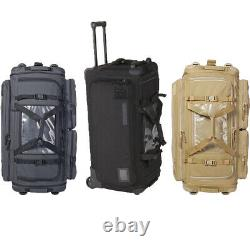 5.11 Unisex Tactical SOMS 2.0 Weather Resistant Nylon Rolling Duffel Bag 56958