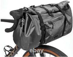 Altura Vortex 2 Waterproof Front Roll Handlebar Bag Grey