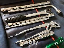 BMW M1 Tool Kit Roll Bag NEW ORIGINAL
