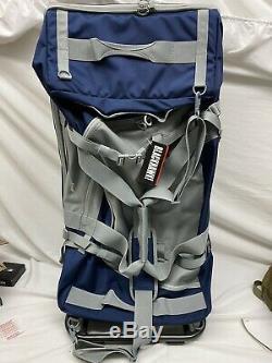 Blackhawk Diversion Rolling Load Out Bag With Kelty Frame 65DC70BLGY Eagle Trec
