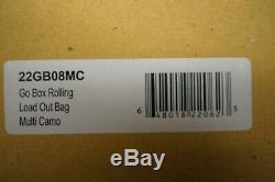 Blackhawk Go Box Rolling Load Out Bag Deployment Duffel Bag With Frame 22GB08MC