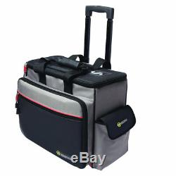 CK Magma MA2650 Technicians Wheeled Rolling Tool Bag / Case Wheeled Electricians
