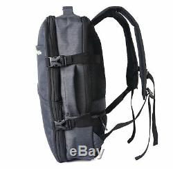 Chef Knife Backpack Set with Roll Bag 30 + Pockets for Knives & Tools