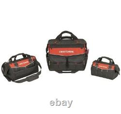 Craftsman 3 Peice Rolling Tool Bag