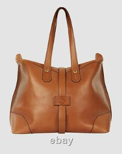 DUNHILL Duke Collection Roll Top Leather Audley Weekend Bag (retail £4,195)