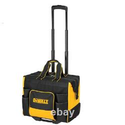 Dewalt 7 Tool Combo Kit 20V MAX With Batteries, Rolling Bag BRAND NEW DCKSS721D2