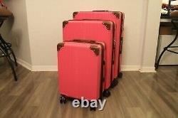 E-Z Roll Fashionable Polka Dots Rolling Duffle Bag Size 22/30/36