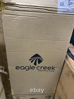 Eagle Creek Expanse Wheeled Rolling Duffel Bag 30-Inch Twilight Blue