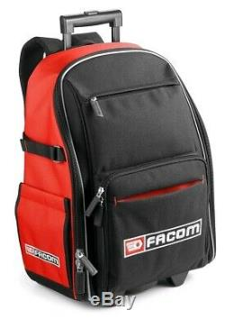 Facom BS. RB Rolling Backpack / Tool Bag On Wheels