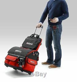 Facom Bs. R20 Rolling Soft Tote Bag Toolbox On Wheels Tool Box