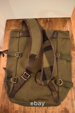 Filson Roll Top Backpack Otter Green