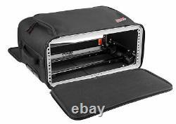 Gator GR-Rackbag-3UW Rolling Rack Bag 3 space UPC 716408528847