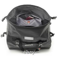 Givi UT803 40 Litre Waterproof Motorcycle Dry Roll Tail Bag Black