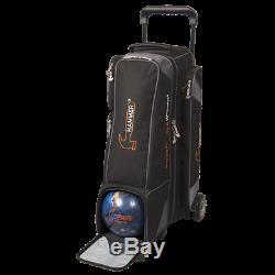 Hammer Diesel Inline 4x4 4 Ball Roller Rolling Bowling Bag