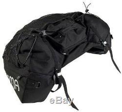 Jofama Motorcycle 52l Saddle Bag Luggage pannier/roll bag waterproof