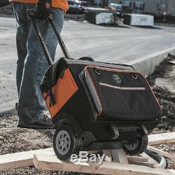 Klein Tools 55452RTB Tradesman Pro Organizer Rolling Tool Bag
