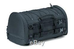 Kuryakyn 5213 Momentum Rambler Roll Rack Bag Luggage Racks Harley & Metric