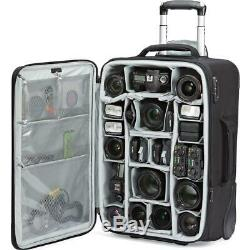 Lowepro Pro Roller x300 AW Rolling Bag, Fits Pro DSLRs, Lenses, DJI Mavic