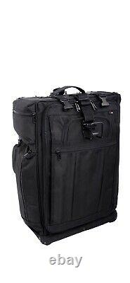 Luggage Works Stealth 22 Rolling Bag BRAND NEW