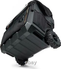 Massive Mouth Hard Bottom XL 18-in Zippered Rolling Tool Bag275