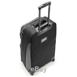 Mizuno Traveller Suitcase Rolling Wheeled Travel Case Flight Bag Golf Luggage