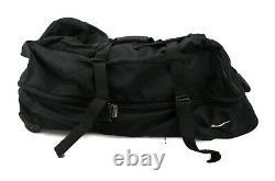 NEW! NIKE Sydney Rolling Duffel Wheeled Bag Luggage PBA025-001 Black