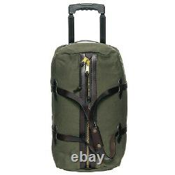 NWT Filson Rugged Twill Rolling Duffle Bag Small MSRP $495 Otter Green