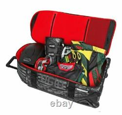 New Ogio Rig 9800 Gear Bag Duffle Rolling Travel Bag, Special Ops 121001-844