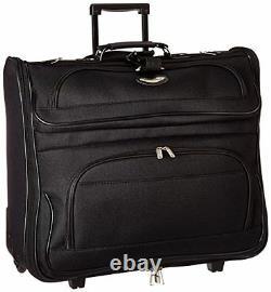 New Travel Business Rolling Bag Garment Suit Jacket Suitcase Clothes Men UNISEX