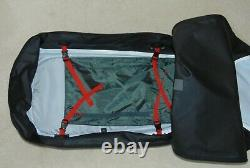 Nwt Rare Arc'teryx V110 110l Rolling Duffle Bag Black