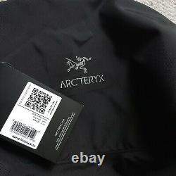 Nwt Rare Arc'teryx V110 110l Rolling Duffle Bag Black Leaf Veilance