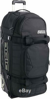 Ogio Rig 9800 Wheeled Rolling Gear Bag Suitcase Luggage Stealth