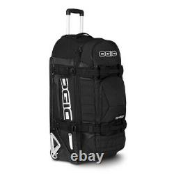 Ogio Rig 9800 Wheeled Rolling Gear Bag Suitcase/luggage -new 2021- Black