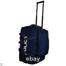 PLATATAC Rolling Police Duty Bag Navy