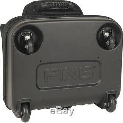 Ping 4 Wheel Rolling Travel Bag Comes with storage bag- Color BlackNEW