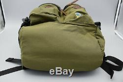 Polo Ralph Lauren Mountain Roll-Top Backpack Bag Olive Green New