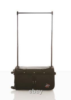 Rac N Roll Dance Bag Black 4 X Large Size