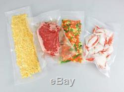 SEVEN Rolls 11x50 Food Magic Seal for Vacuum Sealer Food Storage Bags