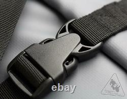 SW-Motech Drybag 350 Tail Bag Roll-Top Dry Bag 35L Grey/Black