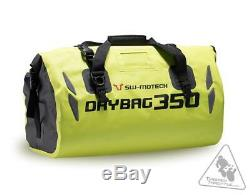 SW-Motech Drybag 350 Tail Bag Roll-Top Dry Bag 35L Yellow