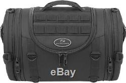 Saddlemen Tactical Roll Bag Harley Touring Softail Dyna Sportster R1300LXE