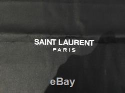 Saint Laurent YSL Bag Opium 2 Pony Hair Brown Zebra Striped Handbag 438337